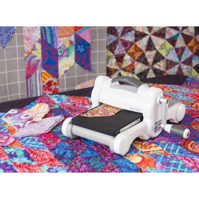 Sizzix Big Shot Machine And Dies For Patchwork Amp Quilting