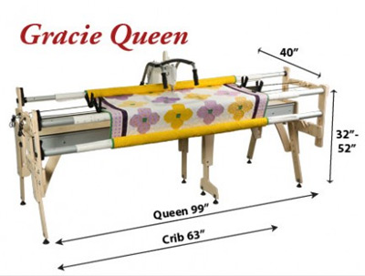Gracie Queen Quilting Frame