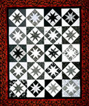 Patchwork quilt different styles