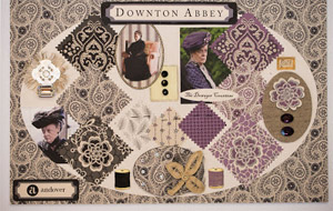 Downton Abbey Fabrics