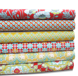 Patchwork Fabric Bolts