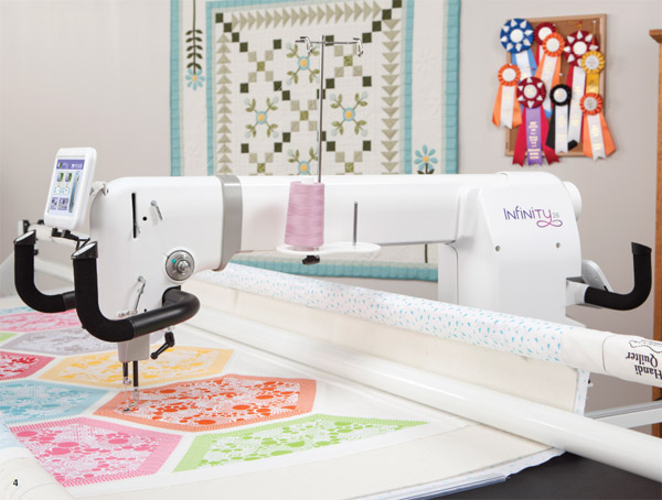 Handi Quilter Long Arm Sewing Machines in Europe : long arm quilting uk - Adamdwight.com
